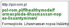 http://pol-rom.pl/fihealthymode/formexplode-lihasmassan-nopea-lisaantyminen/